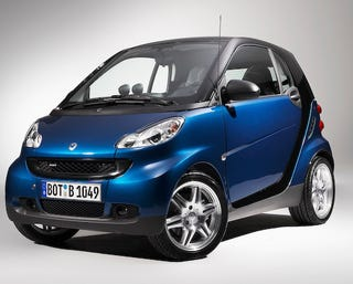 Illustration for article titled Smart ForTwo BRABUS Coming Stateside February 2009