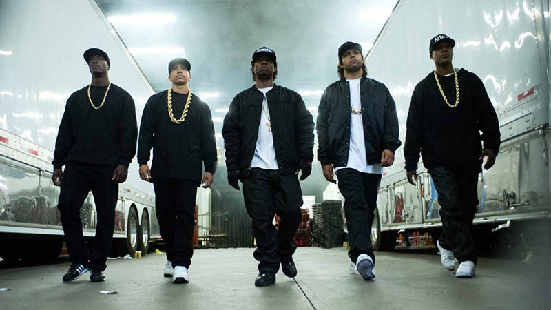 Illustration for article titled The Straight Outta Compton Cast Wasn't Invited to This Year's Oscars, But They Could Have Been