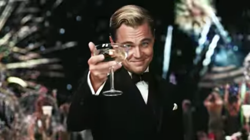 (Screenshot: The Great Gatsby/YouTube)