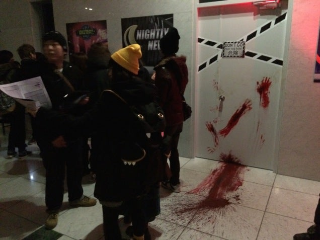 Real Life Version Of Resident Evil Is A Bloody Puzzle Game