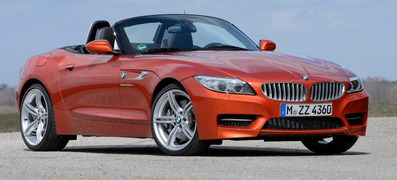Illustration for article titled BMW Just Quietly Smothered The BMW Z4 Out Of Production