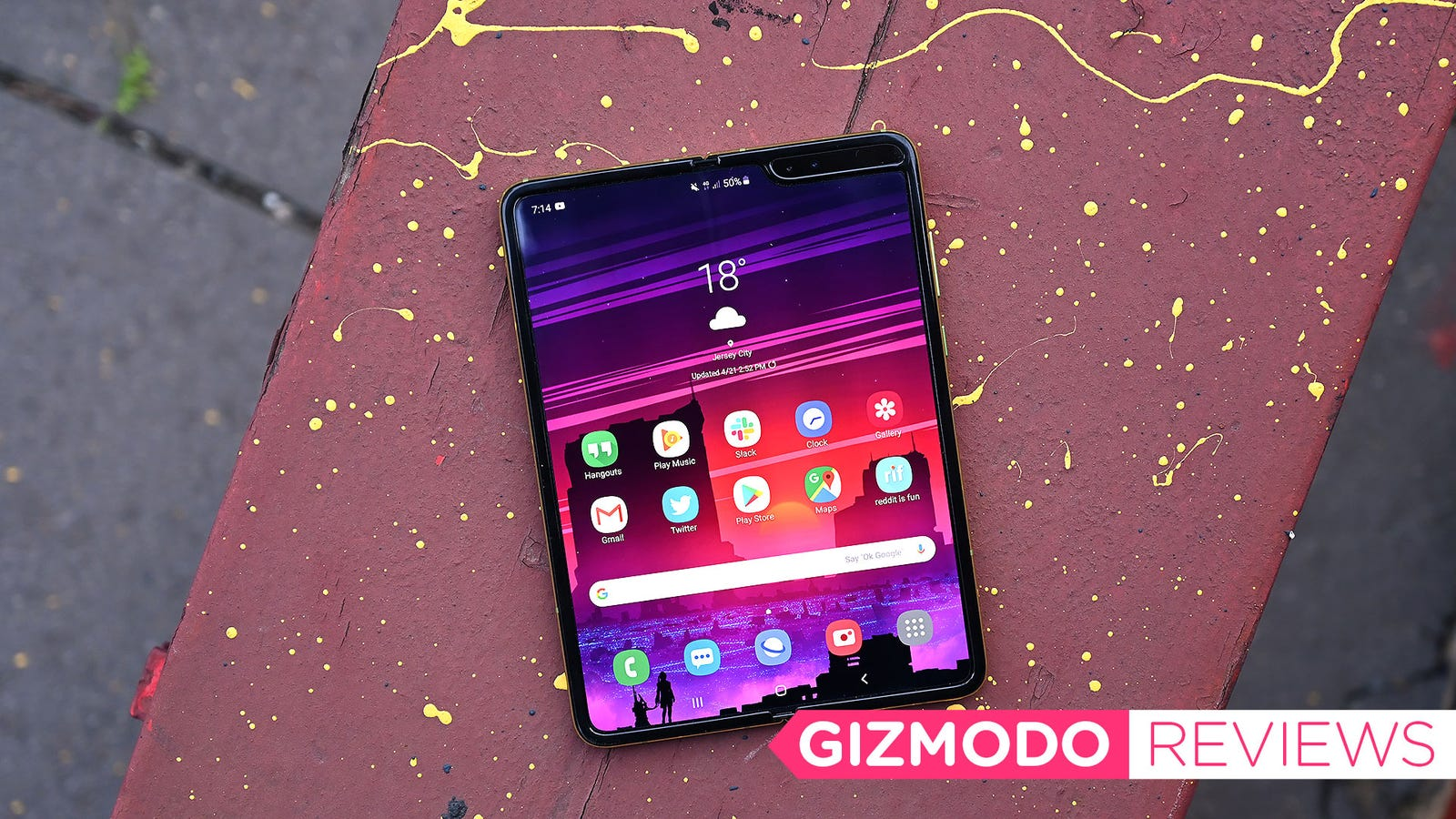 QnA VBage The Samsung Galaxy Fold Is a Flawed Start to Something Amazing