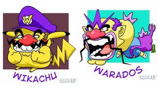 Illustration for article titled Wario Turns Pokémon Into Evil Little Creatures