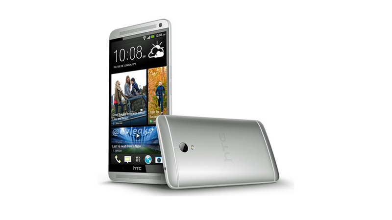 Illustration for article titled Leaked HTC One Max Press Shots: Yep, It Looks Like a Large One