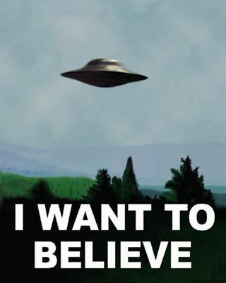 Illustration for article titled X-Files (and Everyone Else), Embrace Your SF Cred