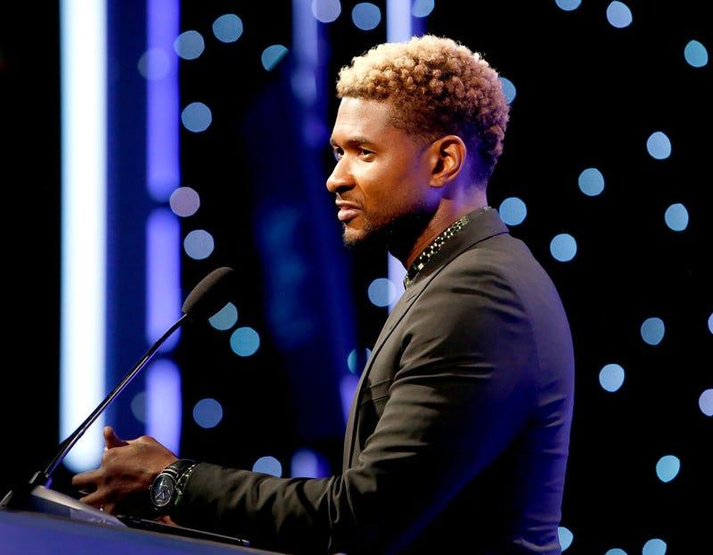 Usher (Randy Shropshire/Getty Images for JDRF)
