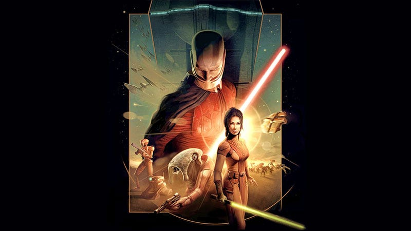 Report: A Knights Of The Old Republic Movie Is Being Written