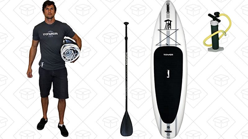 Tower Paddle Boards Adventurer | $450 | Amazon
