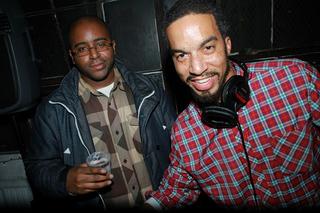 "Geraldy Watson and Trey ""DJ 2-Tone Jones"" Wallace"