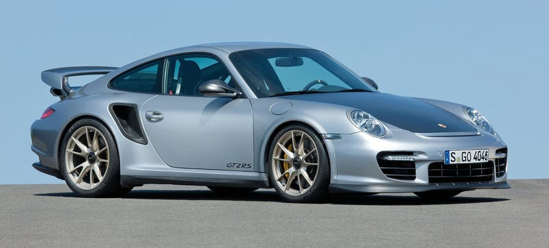 The Porsche 911 GT2 RS Will Be Back, But Not Yet