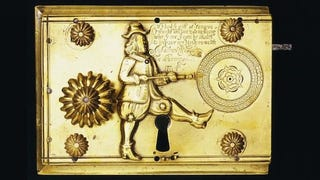 Illustration for article titled These Ornate Ancient Locks Are Perfect For Guarding Your Treasure Room