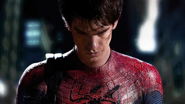 Spider-Man Andrew Garfield Claims He's Not in No Way Home
