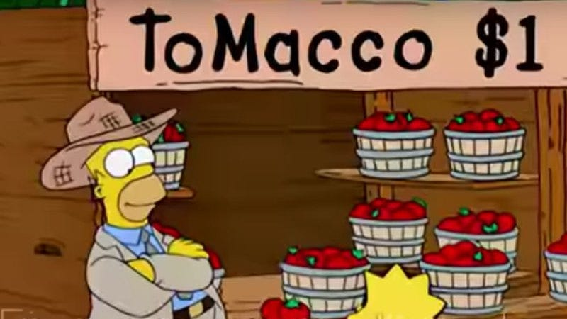 Screenshot: The Simpsons couch gag/YouTube (courtesy of Fox)