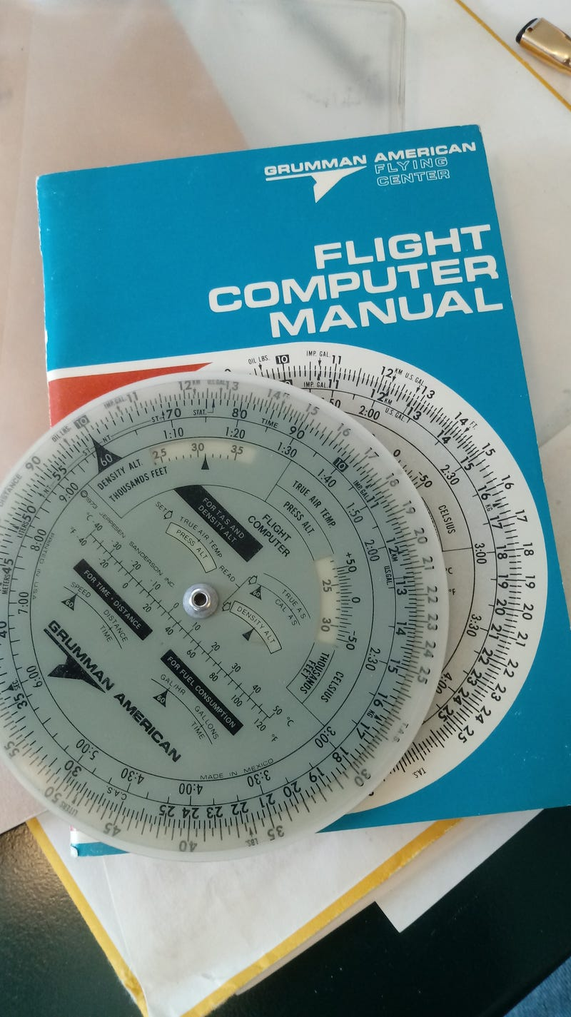 1973, it's a old as I am. Back when Grumman American had flight schools. Back when learning to fly was pretty darn cheap compared with today, even corrected for inflation.