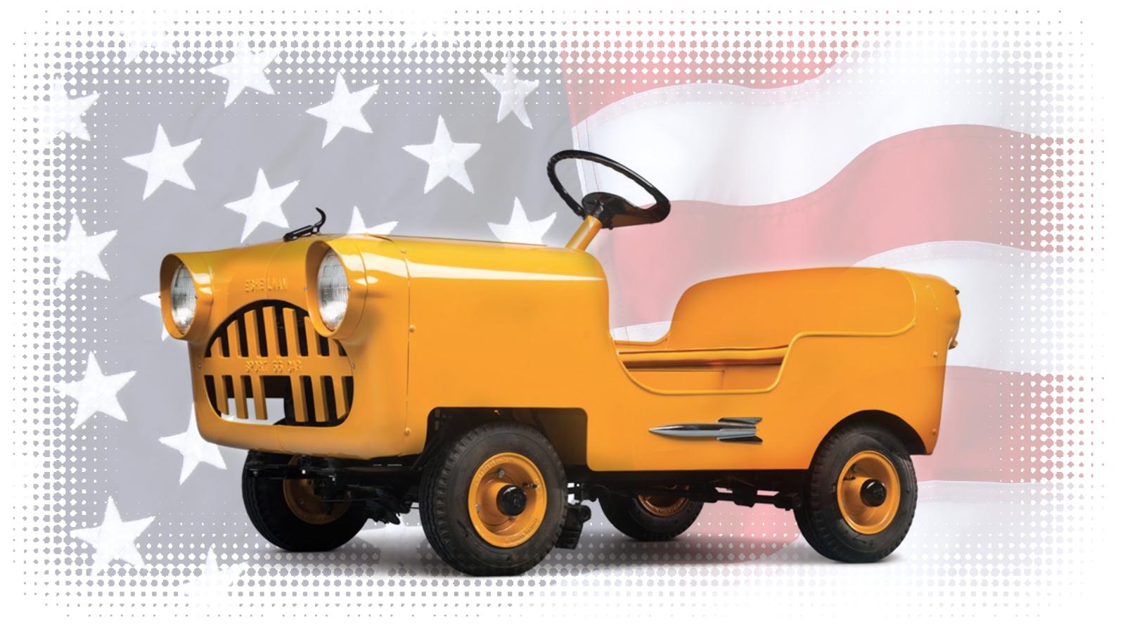 Meet America S Smallest Adorably Ugliest Car The Eshelman