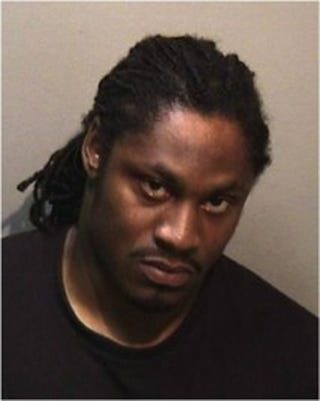 Illustration for article titled Here Is The Mug Shot From Marshawn Lynch's DUI Arrest