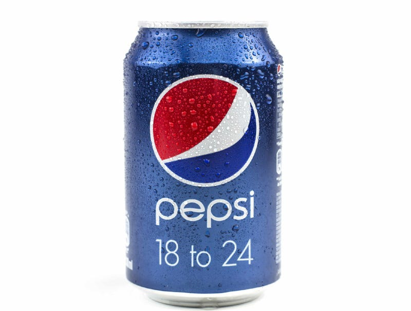 Illustration for article titled New Pepsi Product Specifically Mentions Target Demographic In Name
