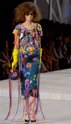 """Illustration for article titled Marc Jacobs: Brilliant? Or A Bomb? The Critics """"Speak"""""""
