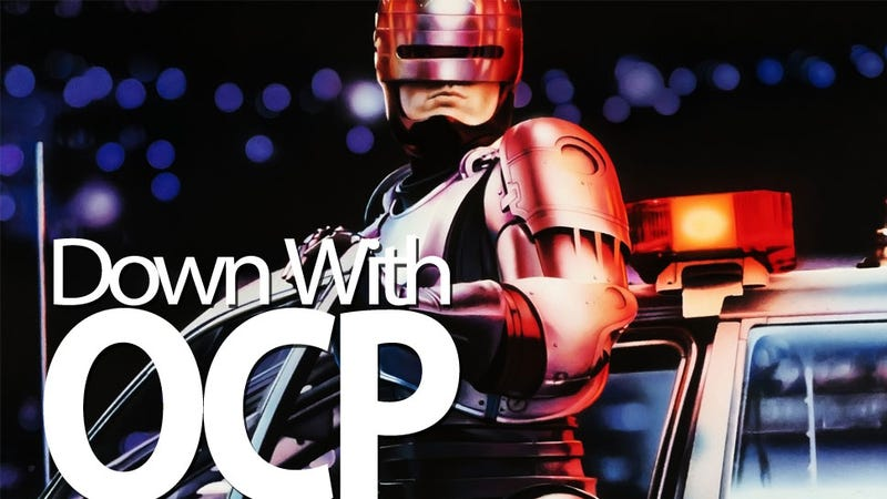 Illustration for article titled Detroit's getting a Robocop statue