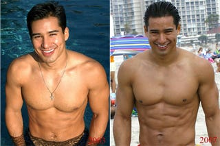 Illustration for article titled Mario Lopez, A Big Hairy Liar?