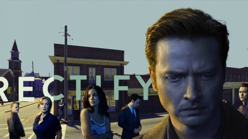 Illustration for article titled Rectify is brilliant, brooding, and back
