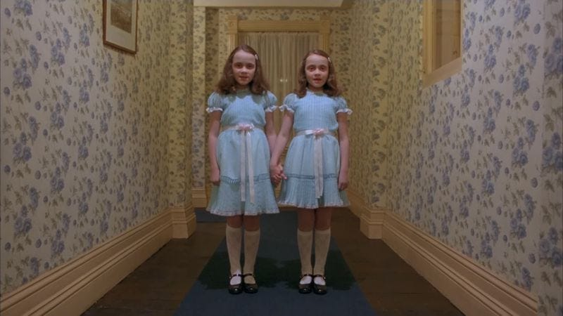 Illustration for article titled The twins from The Shining have re-emerged, have Twitter account