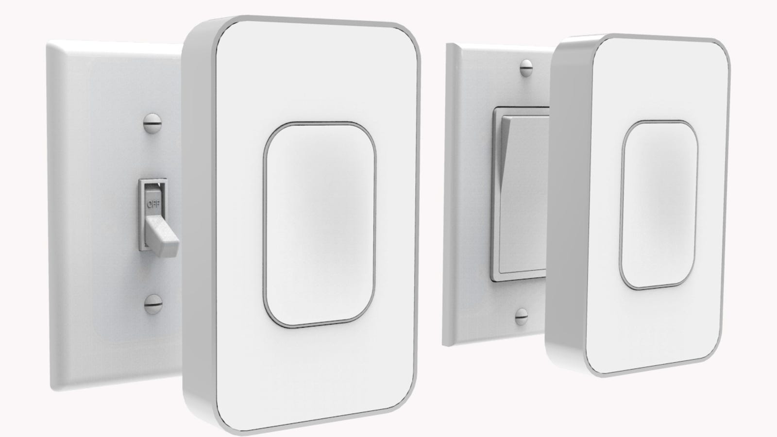 These Smart Light Switches Require Zero Wiring