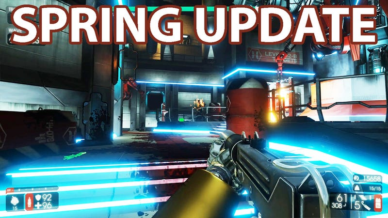 Illustration for article titled Killing Floor 2's Spring Update Keeps Things Fresh