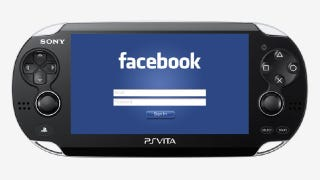 Illustration for article titled Sony Removes the Vita's Buggy Facebook App