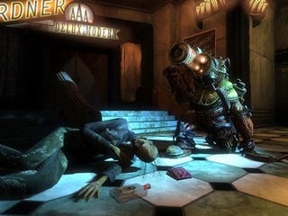 Illustration for article titled BioShock PS3 Looks Like BioShock 360/PC