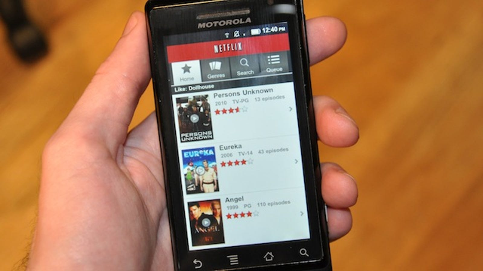 Install Netflix on Your Unsupported Android Device, No