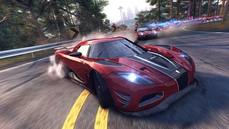 The Crew Is A Car Game With No Interest In The Players Behind The Wheel