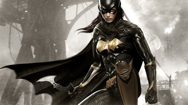 Illustration for article titled Batgirl Makes Her Playable Debut As Arkham Knight DLC