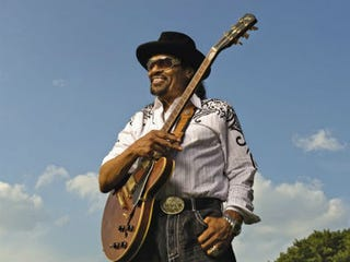 Chuck Brown (Marvin Joseph/The Washington Post)