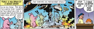 Illustration for article titled The Creator Of Calvin and Hobbes Has Been Drawing A Comic In Secret