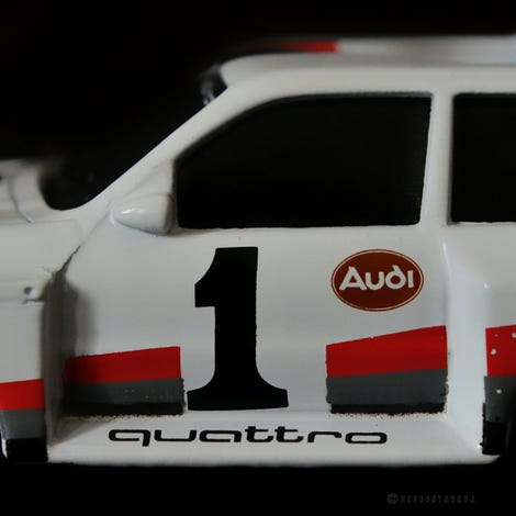 Illustration for article titled Racing to the clouds with theAudi Sport quattro S1