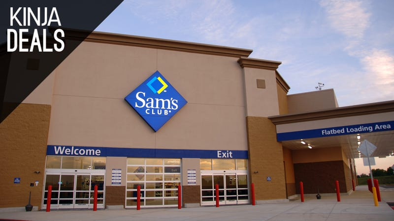 Illustration for article titled Groupon's Insanely Great Sam's Club Membership Deal is Back Again