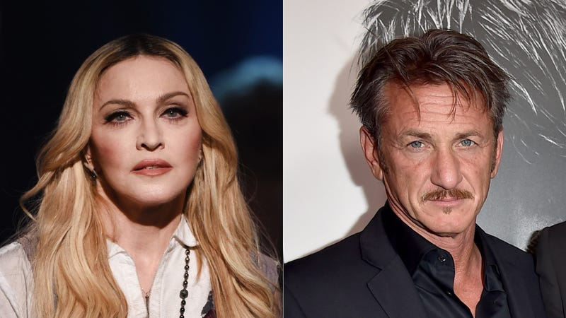 Illustration for article titled After Years of Silence, Madonna Denies Allegations That Ex-Husband Sean Penn Beat Her Up
