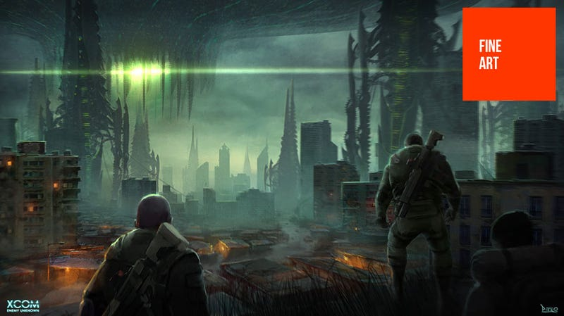 Illustration for article titled XCOM Could Have Let The Aliens Win