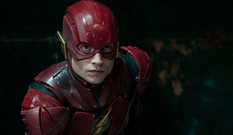 Illustration for article titled The Flash Movie Might Have Gained a New Director and Writer, But Ezra Miller Remains