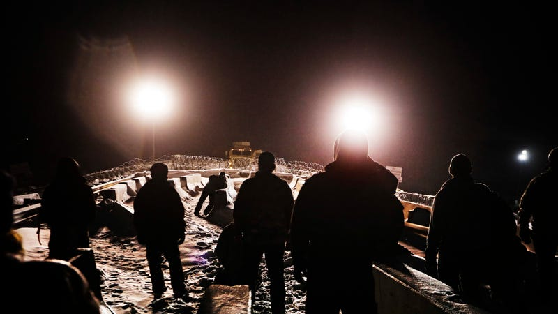 These laws began appearing after the Standing Rock protests in North Dakota in 2016.
