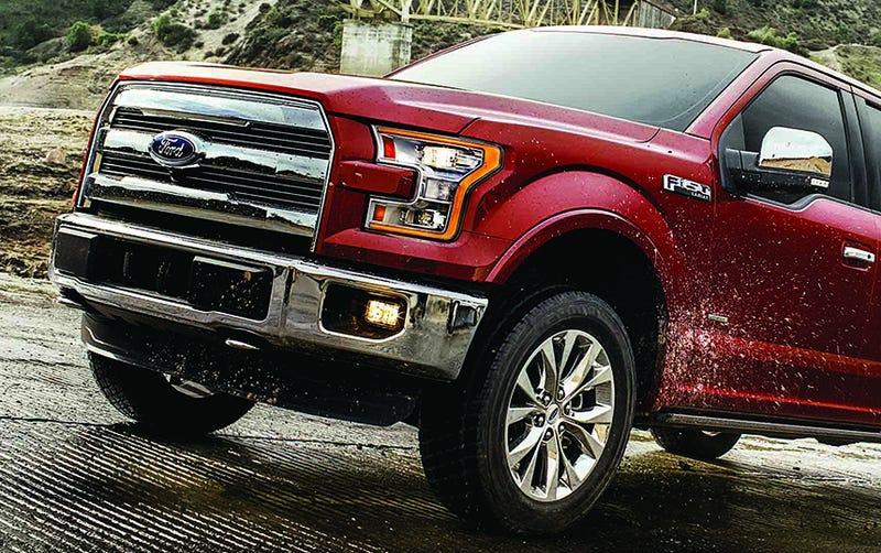 Shiny! (Image via Ford)