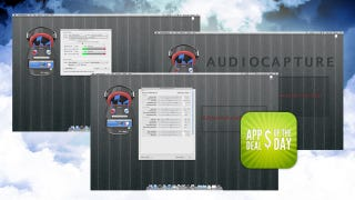 Illustration for article titled Daily App Deals: Get AudioCapture for Mac Free, Previously $2.99