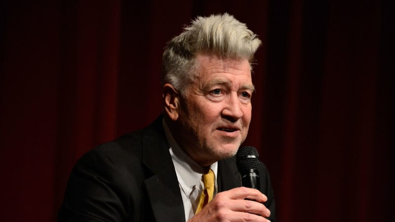 Illustration for article titled Guess What David Lynch Is Thinking About