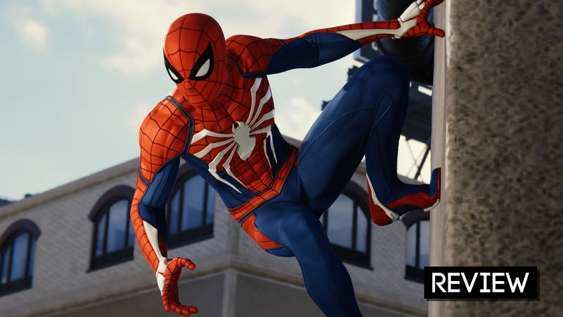 Marvel S Spider Man For Ps4 The Kotaku Review
