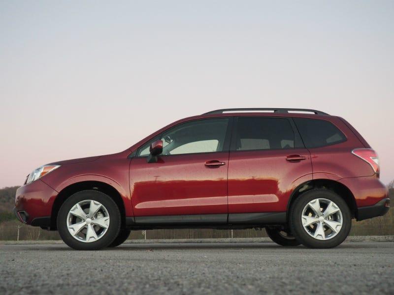 Illustration for article titled Ongoing Subaru Maintenance Saga
