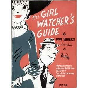 "Illustration for article titled Creepy: 1960s Pall Mall ""Girl Watcher's"" Ads"