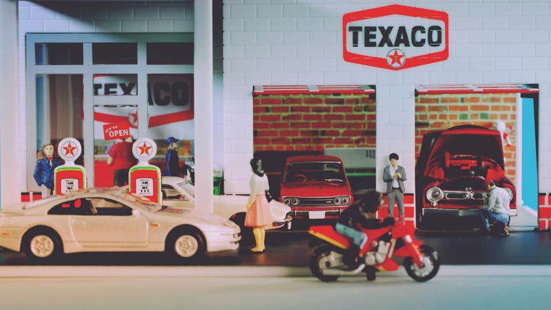 "Illustration for article titled The Great Outdoors #179 ""Texaco"""