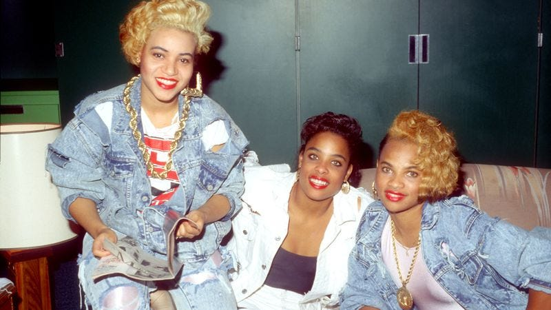 """Illustration for article titled Salt N Pepa, Coolio (and, uh, Vanilla Ice) to headline """"I Love The '90s"""" tour"""