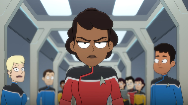 Lower Decks Is the Star Trek Show That Got Its Finale Right This Year